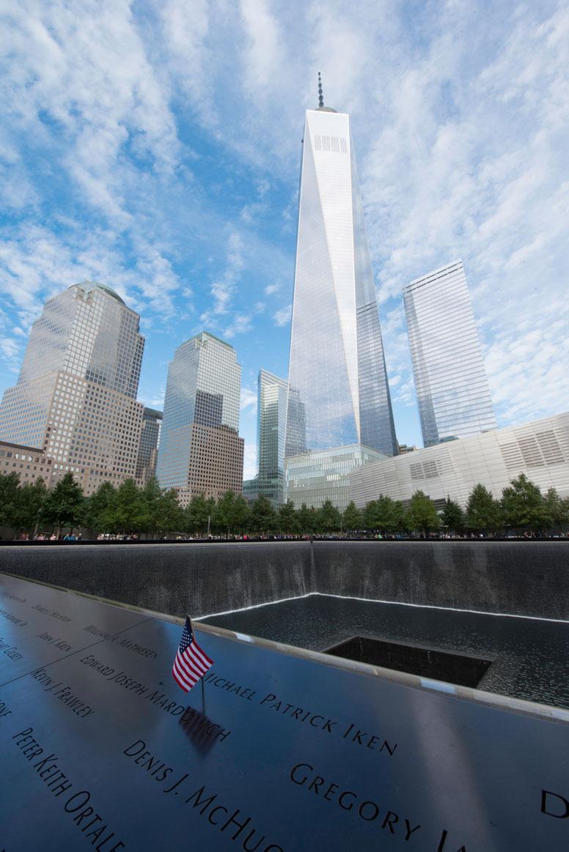 Ground Zero & World Trade Center